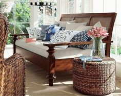 Image of: West Indies British Colonial Furniture