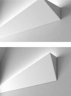 #LED aluminium wall #lamp FLIK-FLOK by LUCIFERO'S