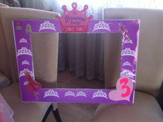 happy birthday ny little princess :) çerçeve