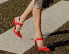 Paul Andrew Stiletto #shoes #shoesaddict #sandals #zapatos #estilo #fashion #style #vanessacrestto #stiletto