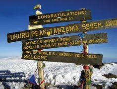 Travel to Africa and visit the Serengeti and Kilimanjaro. From Nairobi in Kenya to the Serengeti National Park and Mt Kilimanjaro in Tanzania.