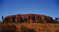 See the beauty of Ayers rock up close during a #cruisetour. #Australia