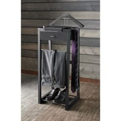 Kenneth Cole Reaction Home Standing Valet - BedBathandBeyond.ca
