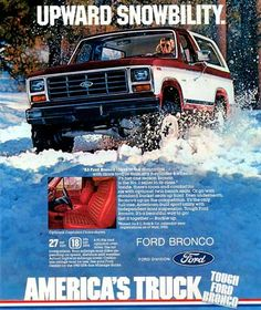 Ford Bronco - Wikicars