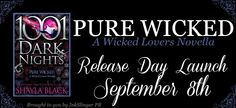 Release Day Launch: Pure Wicked (Wicked Lovers #9.5) by Shayla Black ~ Excerpt - Angel's Guilty Pleasures