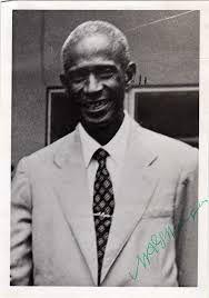 milton margai, primer ministro de sierra leona