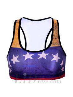 9f1853343f9e2 Yoga Vest - Digital Printing No Rims Sports Bra Yoga Vest Small Vest Top  Wholesale Ssb · Top FitnessFitness WomenSports Crop Tops3d ...