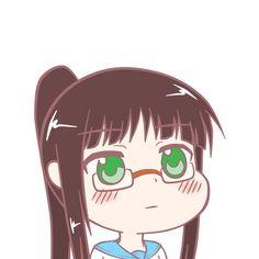 宮本 るり(Ruri Miyamoto) Kawaii Chibi, Anime Chibi, Kawaii Anime, Anime Art, Nisekoi, Profile Wallpaper, Anime Family, Samurai Art, Cool Cartoons