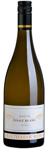 Typisch gelbfruchtiger Pinot Blanc, ausgewogen, saftig und mild in der Säure.