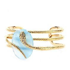 Isharaya   gold snake bracelet