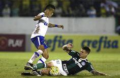 Blog Esportivo do Suíço:  Brasileirão - Série A 2016, 30ª Rodada Palmeiras sofre com pressão do Cruzeiro e só empata