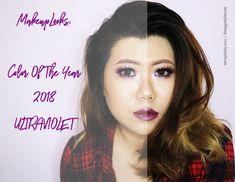 #ultraviolet #ultravioletmakeup #makeuplook #asianmakeup