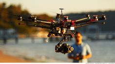 Is this Chinese #drone maker worth $10 billion? #dji