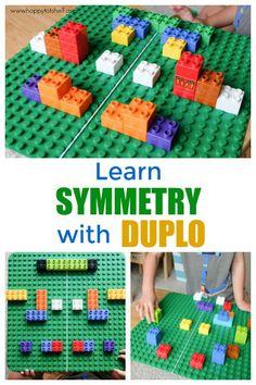 Learn symmetry for k