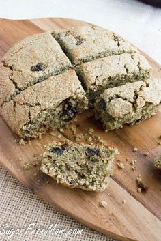 Grain Free Irish Soda Bread (Low Carb and Sugar-Free)