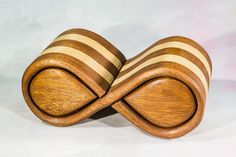 INFINITY I, wooden Infinity Box, jewerly, jewerly box, keepsake box, ring box, unique gifts, for men, for women, gift ideas, infinity symbol by PicturesFromHeaven on Etsy