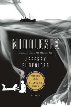 Middlesex: A Novel (Oprah's Book Club) by Jeffrey Eugenides - finished reading July very good book I Love Books, Great Books, Books To Read, Big Books, Amazing Books, Middlesex Book, Reading Lists, Book Lists, Reading Groups