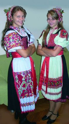 Trenčianske tepla, Slovakia Comfort And Joy, Culture, Traditional, Beauty, Style, Fashion, Dirndl, Swag, Moda