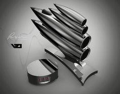 VZ1 Chrome - loudspeakers