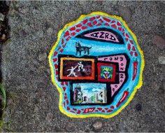 @ Ben Wilson # CG street art