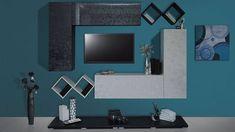 Arata detalii pentru Living C 17 Mobiles, Bathroom Lighting, Flat Screen, Gallery Wall, Mirror, Live, Modern, Furniture, Home Decor