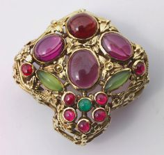 View Superb Arts Crafts Brooch by John Paul Cooper on artnet. Browse more artworks John Paul Cooper from Tadema Gallery. Jewelry Crafts, Jewelry Art, Fine Jewelry, Jewelry Design, Jewelry Accessories, Women Jewelry, Ancient Jewelry, Antique Jewelry, Vintage Jewelry