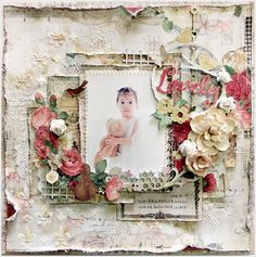 Lovely~Blue Fern Studios~ - http://wihtcolors.blogspot.jp/2015/02/blue-fern-studios-dt-work.html