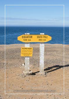 Slope Point - der südlichste Punkt Neuseeland durfte auf unserer Rundreise natürlich nicht fehlen. Advent, Wind Turbine, New Zealand, Full Stop, Round Trip, Explore, Nature, Travel