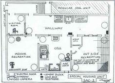 The Silverstein Suite: Thomas Silverstein's Prison Cell