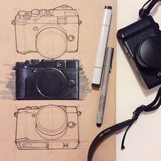 Fuji X-10 great compact point and shoot with a vintage feel. Impressive macro…