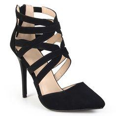 Journee Collection Women's Strappy High Heels #Kohls