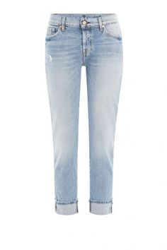 Seven for all Mankind Seven for all Mankind Cropped-Jeans Josefina Las Palmas…