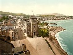 Dunoon and Argyll Street, Old pic