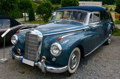 1955 Mercedes-Benz 300C Maintenance/restoration of old/vintage vehicles: the material for new cogs/casters/gears/pads could be cast polyamide which I (Cast polyamide) can produce. My contact: tatjana.alic14@gmail.com