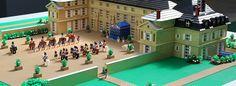 Histoire en Briques Lego à l'atelier Grognard de Rueil Malmaison | Expositions à Paris - Expo In The City