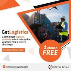 Get the best logistics software solution to tackle your last mile delivery challenges. Manage deliveries, Track deliveries and Optimize Route logistics with GetLogistics. GET THE SOFTWARE NOW ( 1 MONTH FREE ) Last Mile, Business Launch, Customer Relationship Management, 1 Month, Tanzania, In The Heights, How To Become, Software