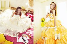 Loving the Barbie Bridal Collections
