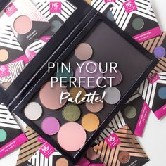 Head to our site and pin 27 of your favourite shades to win! I would really love to win this never win anything and can't get these eyeshadows in Ireland fingers crossed Perfect Makeup, Love Makeup, Makeup Brands, Best Makeup Products, Makeup Geek Palette, Z Palette, Eyeshadow Pans, Beauty Hacks, Beauty Tips