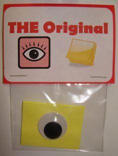 The Original Eye Pad i-Pad Hillbilly Novelty von TylersToys4Kids