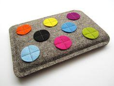Tablet-PC-Taschen - Px8 – für iPad mini 3 optimiert - ein Designerstück von roh-r bei DaWanda