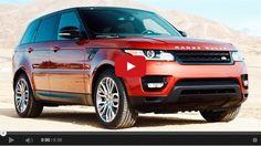 Range Rover Sport V8 Supercharged 2014