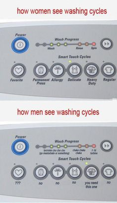 I Wish It Had Only One Button That Said 'Wash' // funny pictures - funny photos - funny images - funny pics - funny quotes - #lol #humor #funnypictures