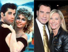 John Travolta and Oliva Newton John - 'Grease' where are they now (2014)