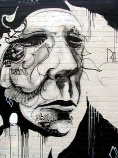 Graffiti art!