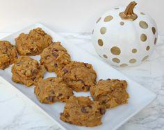 Three Ingredient Pumpkin Cake Cookies
