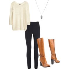 """""""Fall outfit"""" by isabellemaloy on Polyvore"""
