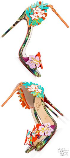 Christian Louboutin   Hot Summer Sandals 2016