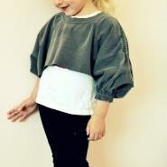 Elastic Waistband Shirt Tutorial | Simple Simon and Company