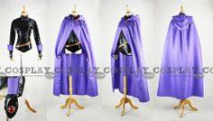 Tailor-Made Anime Cosplay Costumes, Costume Wigs & Accessories for Halloween & Cosplay Conventions.