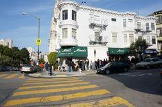 Mama's Café picsbymartina.com - USA - San Francisco